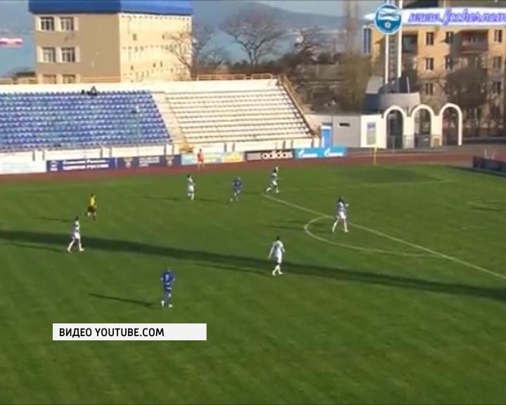 ФК «Динамо» вернулся со сборов, которые проходили на черноморском побережье