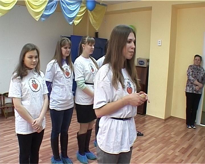 Встреча волонтеров молодежного движения