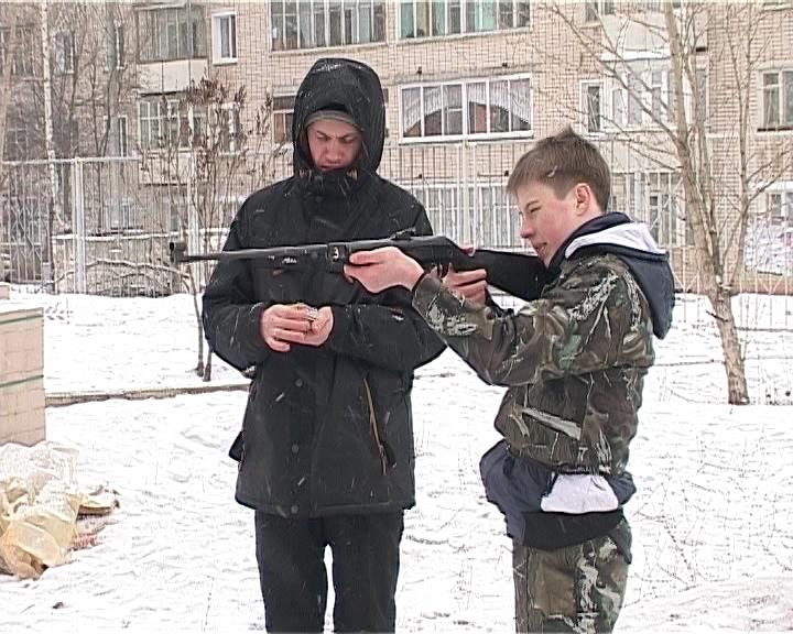В Кирове стартовал городской этап военно-спортивной игры