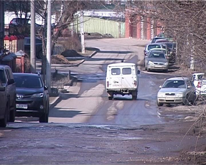Руководитель дирекции дорожного хозяйства областного центра Павел Кошкин о ремонте дорог