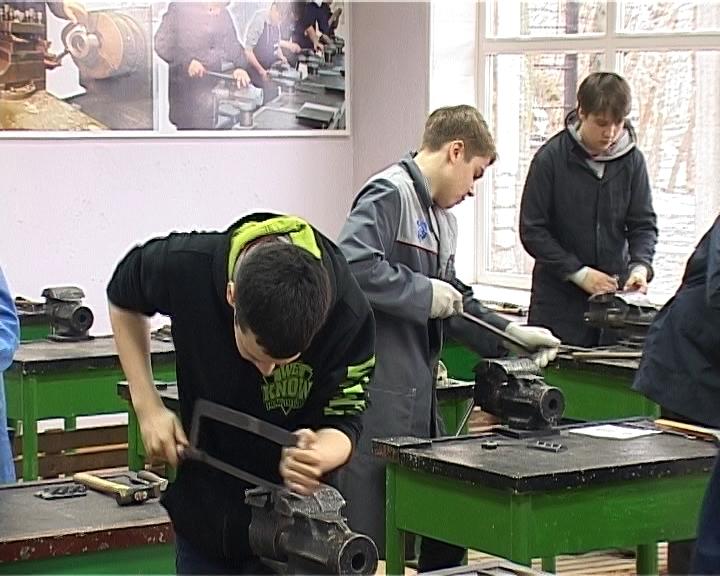 Круглый стол о повышении престижа рабочих специальностей и подготовке молодых кадров для производства