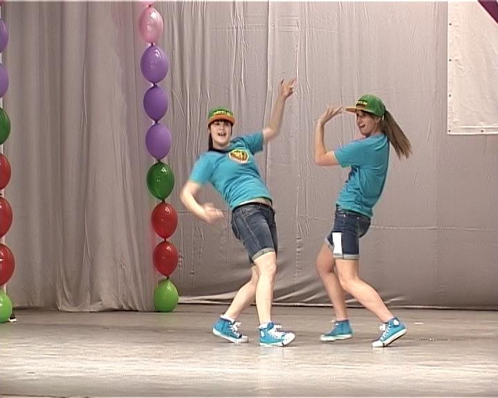 Вятская танцевальная олимпиада в Доме культуры