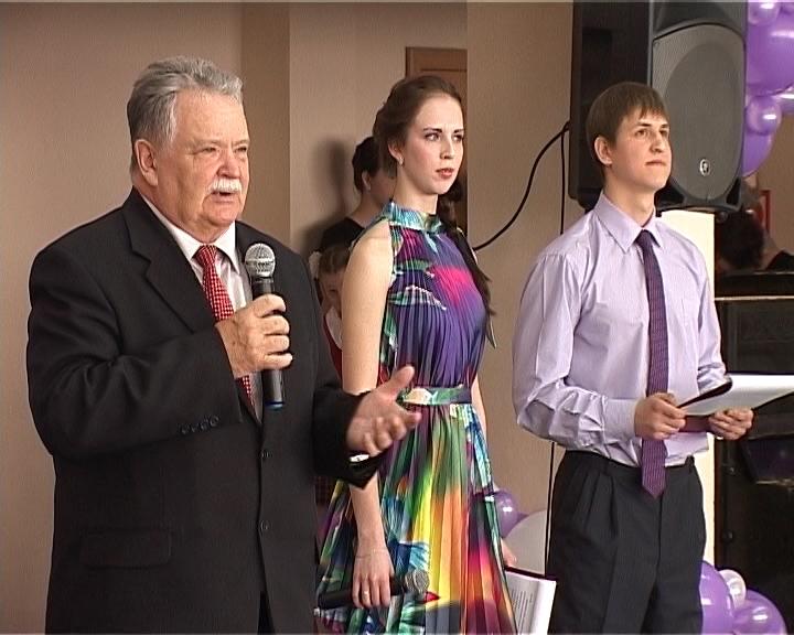 Открытие 18-го регионального Конгресса молодых исследователей