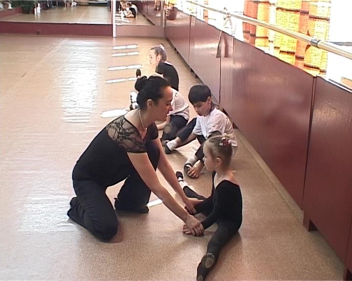 Подготовка в Кирове к Всемирному дню танца