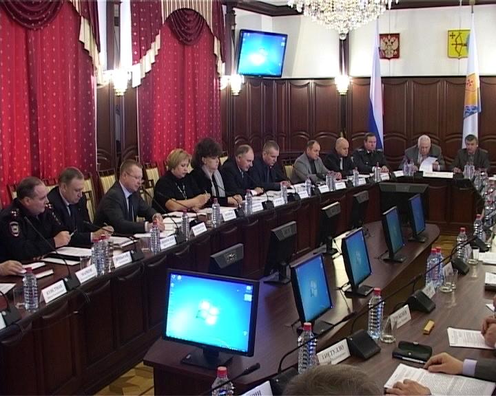 Совещание при ГФИ о готовности региона к паводку и пожароопасному периоду