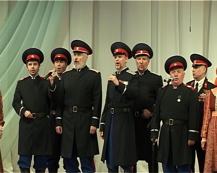 Фестиваль военной и патриотической песни