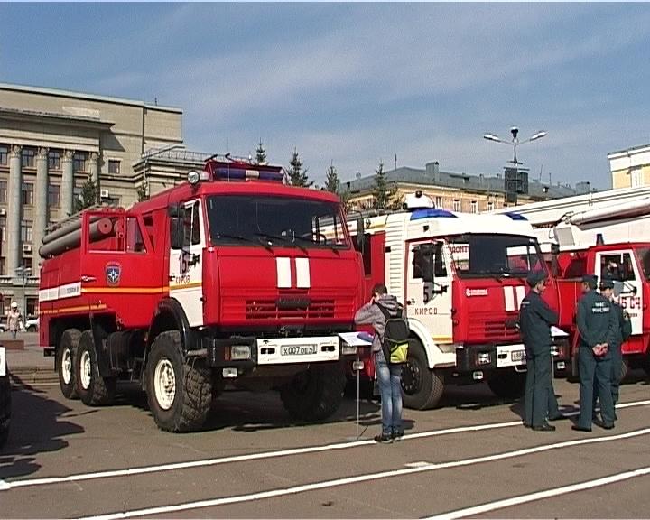 Пожарной охране 365 лет