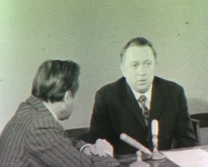 85-летний юбилей почетного гражданина города Кирова Юрия Деревского