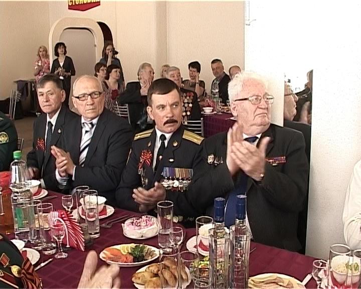 Встреча с ветеранами и тружениками тыла