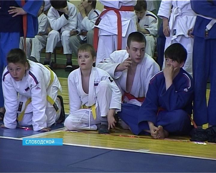 Турнир по дзюдо памяти Василия Кряжева