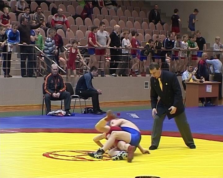 39-й розыгрыш медалей среди атлетов греко-римского стиля