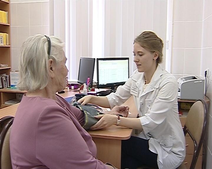 Открытие офиса врача общей практики на улице Упита, 8