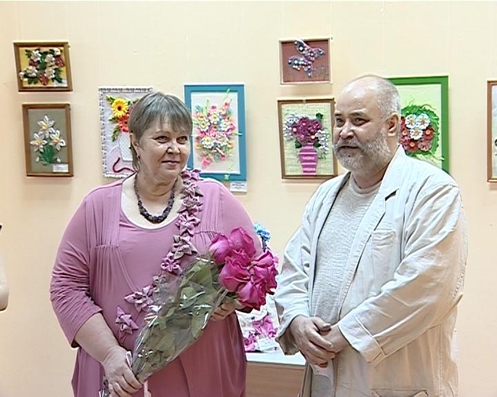 Выставка Галины Балахничевой по технике лоскутного шитья в ОДНТ