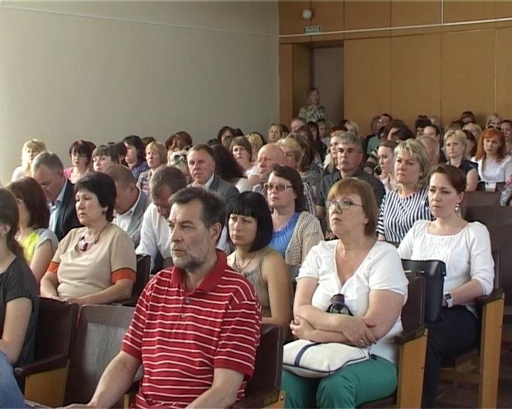 Публичные слушания по исполнению бюджета города за 2013 год