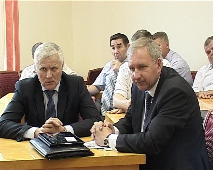 Кировскую область с рабочим визитом посетила делегация Мордовии