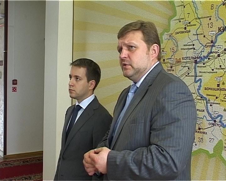 Министр связи  Николай Никифоров посетил Киров с рабочим визитом