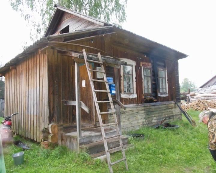 Обстановка с пожарами в Кировской области