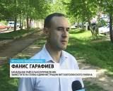 Сев в селе Кулыги Вятскополянского района