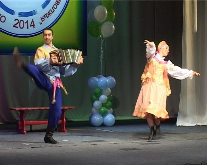 Окружной фестиваль-конкурс «Успешная семья Приволжья»