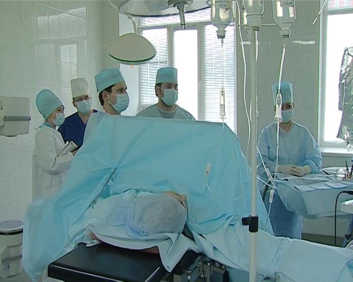 Отделение артроскопии в травмбольнице