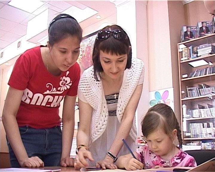 Читательская олимпиада в кировской библиотеке имени Альберта Лиханова