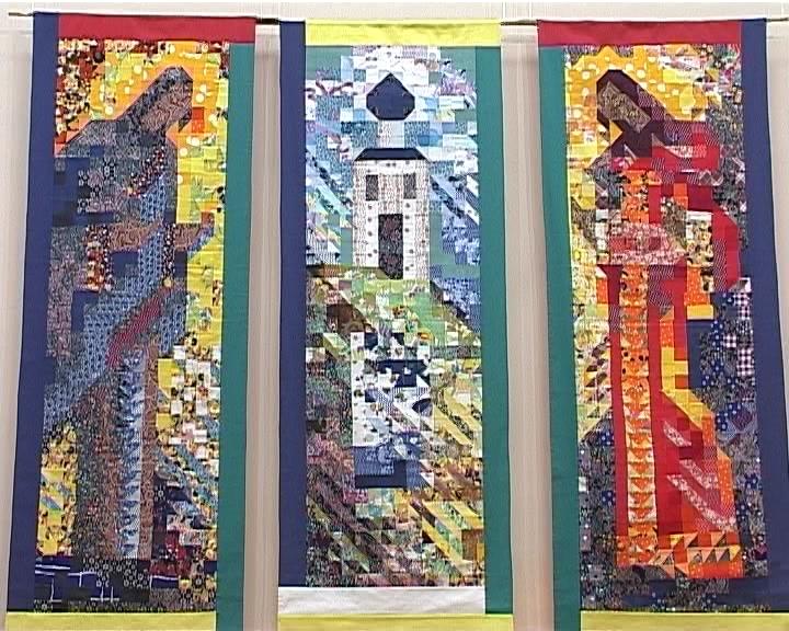 Выставка «Лоскутные истории» в Вятском художественном музее