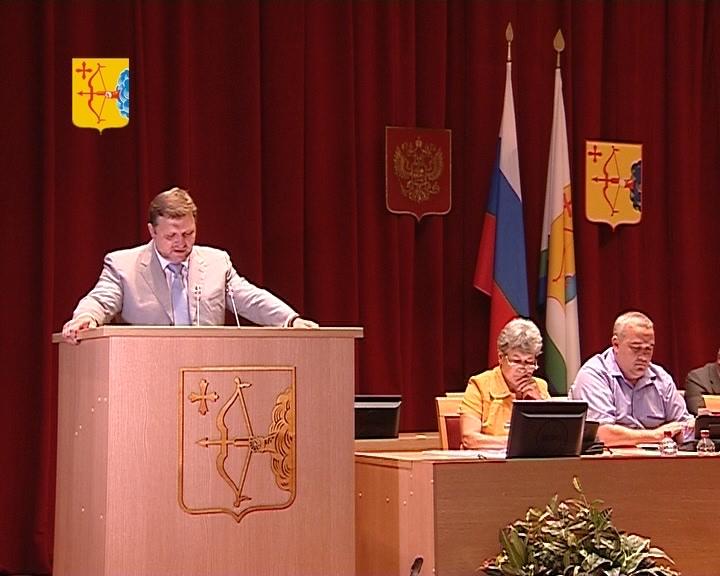 Послание губернатора Кировской области Никиты Белых