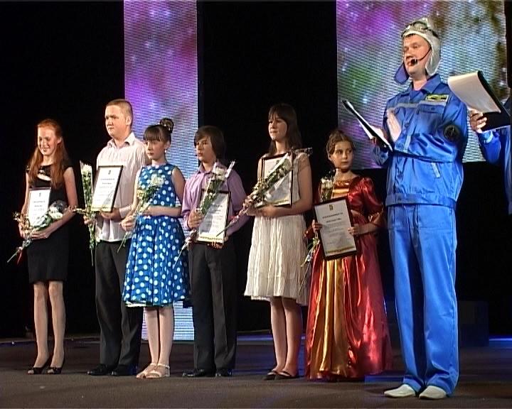 Церемония награждения талантливых школьников «Гордость Вятки» в драмтеатре