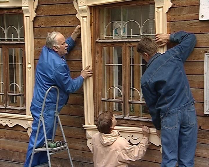 Народный мастер Геннадий Лопатин