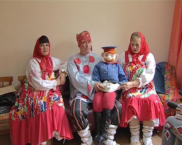 Конкурс любительских театров кукол