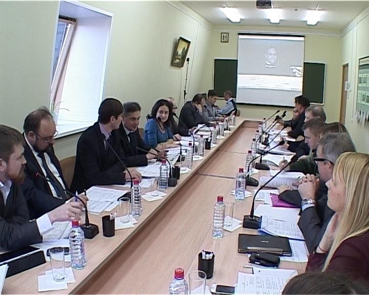 Заседание комиссии по инвестклимату