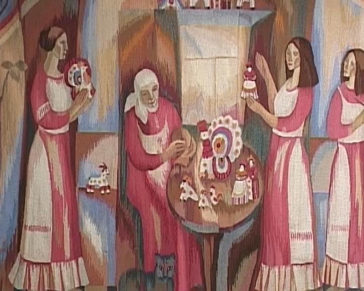 Выставка Нелли Зубаревой