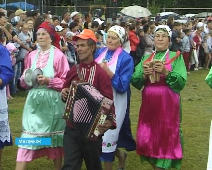Праздник «Ярмарка Казанская»
