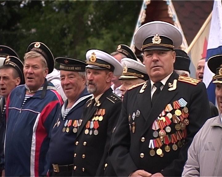 День ВМФ в Кирове
