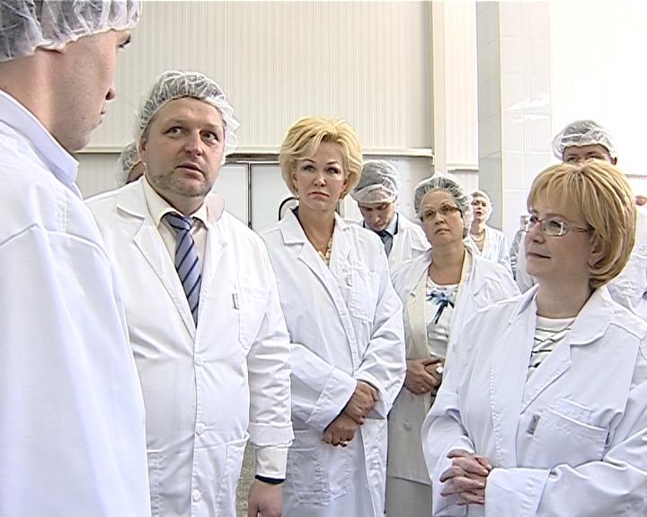 Министр здравоохранения РФ Вероника Скворцова высоко оценила уровень здравоохранения в Кировской области