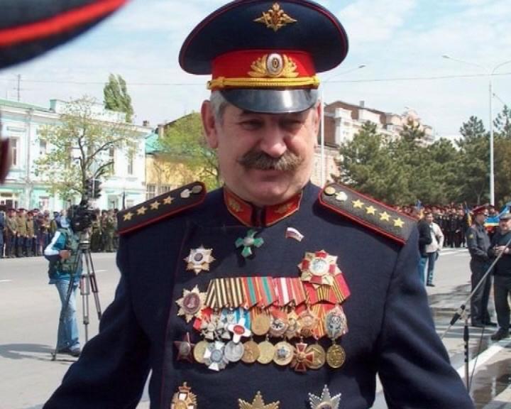 Кировское городское казачье общество стало реестровым