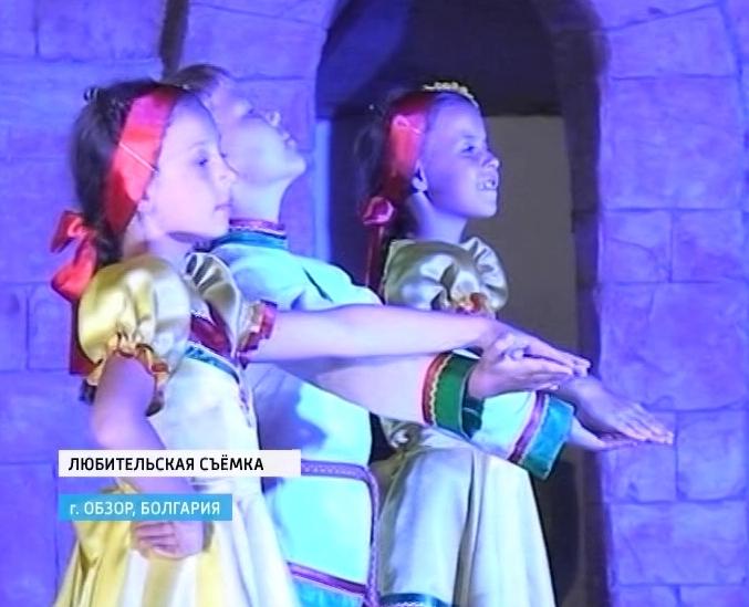 Юные кировские танцоры вернулись с победой с V Международного фестиваля