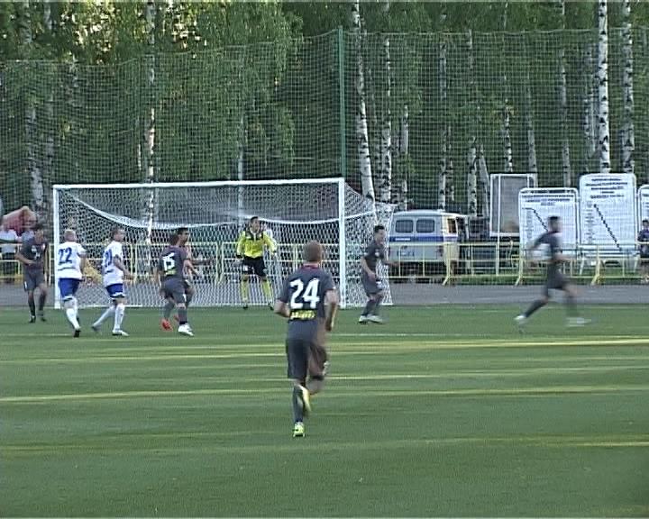 «Динамо» сыграло вничью с казанским «Рубином-2»