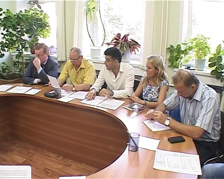Заседание общественной палаты по образованию, науке, культуре и делам молодёжи