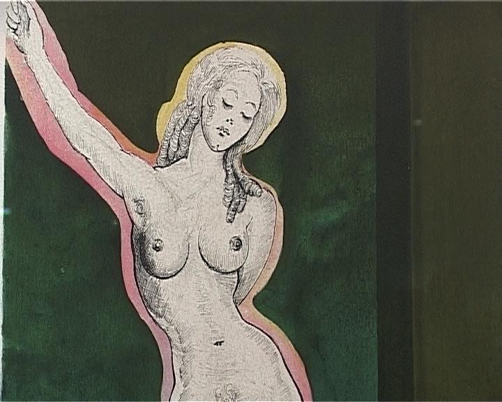 Выставка эротических рисунков Дали и Пикассо в выставочном зале Вятского Художественного Музея