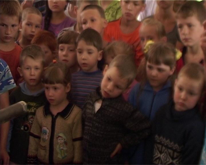 День Физкультурника в детском оздоровительном лагере