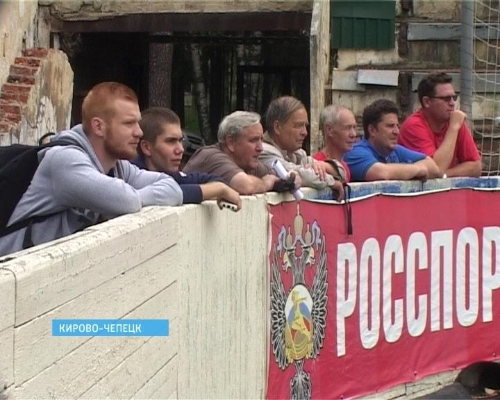 День физкультурника в Кирово-Чепецке