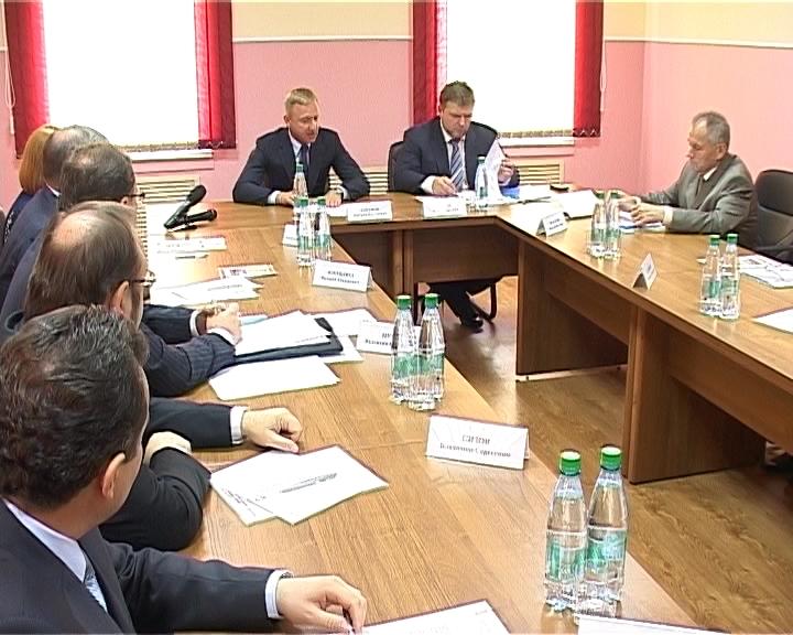 Встреча Дмитрия Ливанова с ректорами кировских вузов