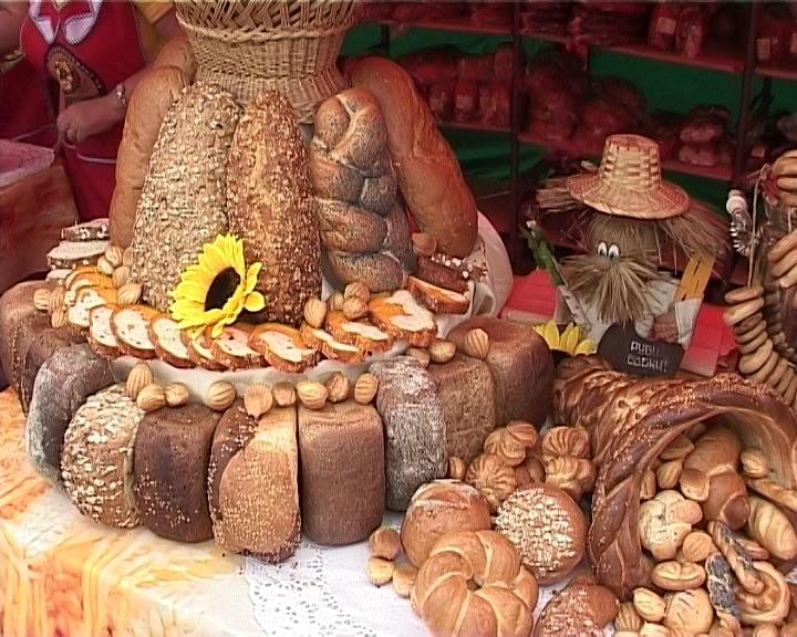 Ярмарка «Хлебное изобилие»