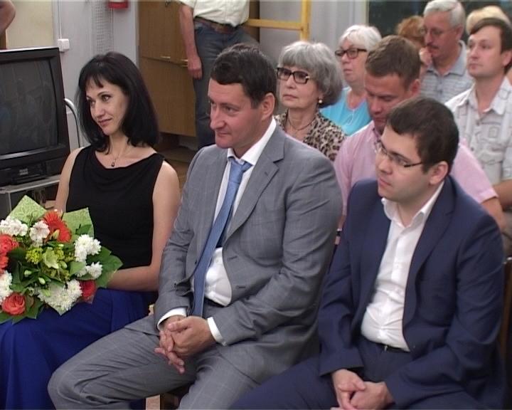 65-летний юбилей Владимира Георгиевича Семёнова