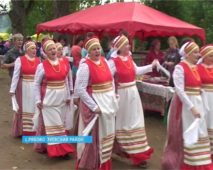 85 лет Зуевскому району