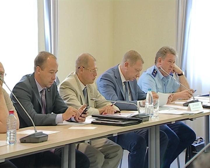 Заседание регионального штаба ОНФ