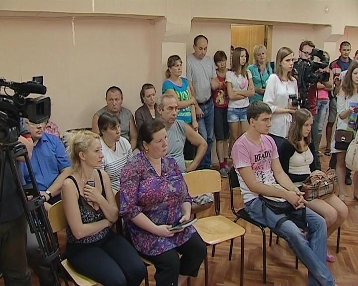Ярмарка вакансий для беженцев с Юго-Востока Украины