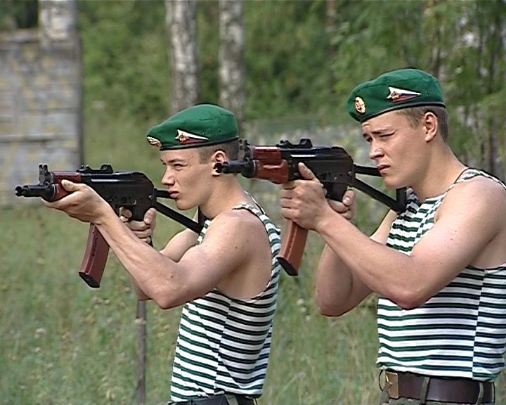 Оборонно-спортивный лагерь