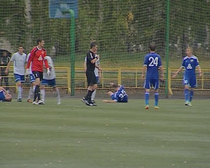 «Динамо» - «Нефтехимик» : 2-1